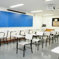 Sala de aula - Fund. II e Médio