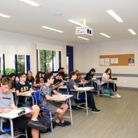 Sala de aula - Ensino Médio